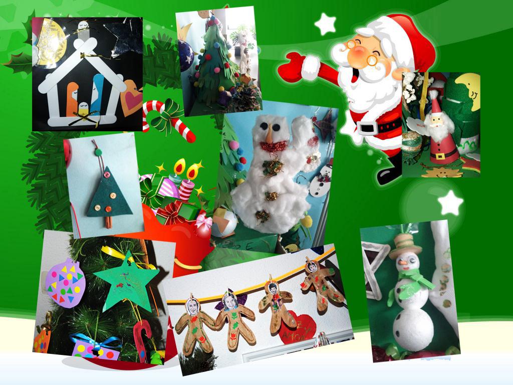 Llena tu casa de exclusivos adornos de navidad hechos por - Adornos navidenos hechos en casa ...
