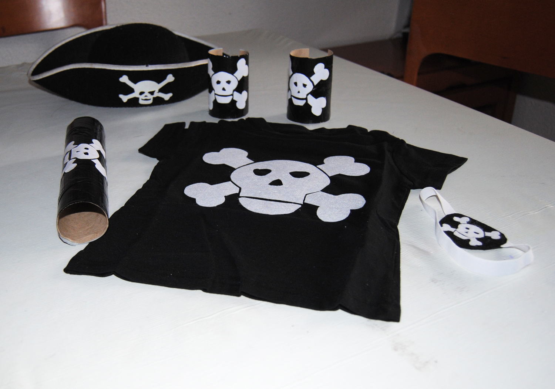 Disfraz de pirata microconsejos - Ideas para hacer un cabecero original ...